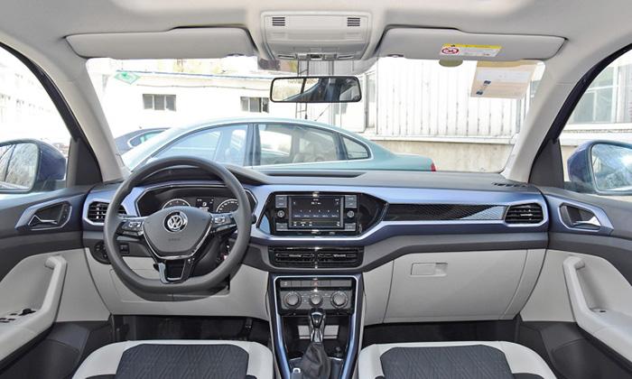 Перелицованный Volkswagen T-Cross в Китае дебютирует под именем Tacqua