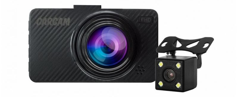 рейтинг лучших видеорегистраторов с 2 камерами