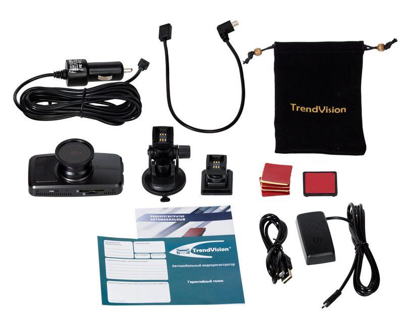 TrendVision TDR-708GP