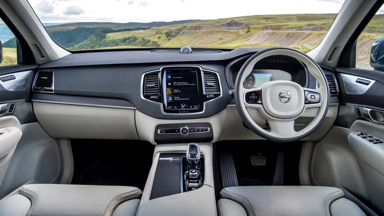 Первыми покупателями обновленного кроссовера Volvo XC90 станут британцы