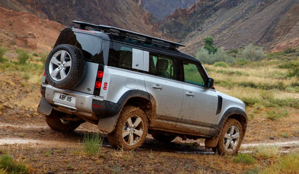 Дебютанта франкфуртского автосалона Land Rover Defender ждем в России