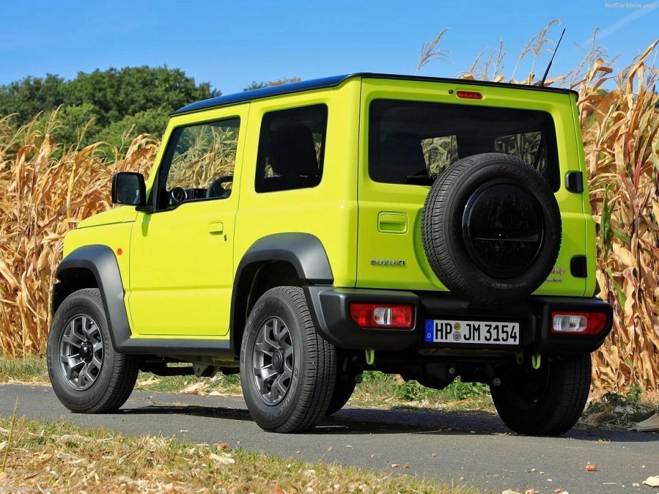 Российские продажи Suzuki Jimny нового поколения: первые результаты и планы