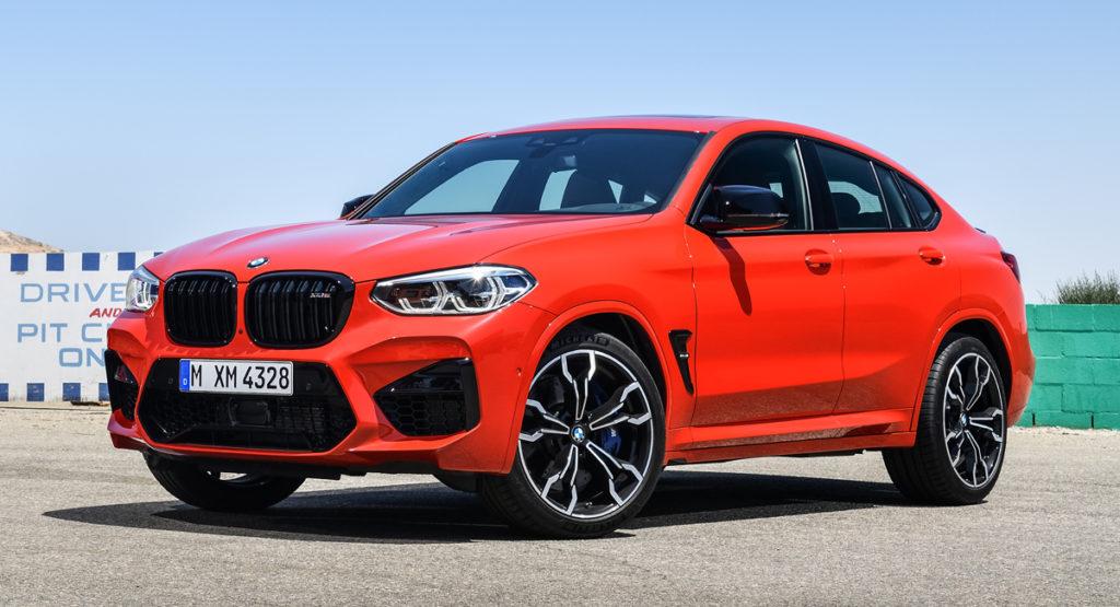 Баварский бренд объявил рублевые цены на «заряженные» кроссы BMW X3 M и BMW X4 M