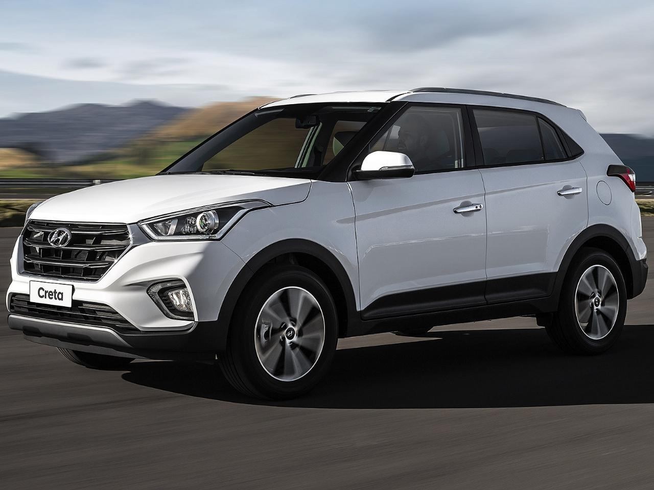Hyundai объявила цены на кросс Creta в новом лимитированном исполнении