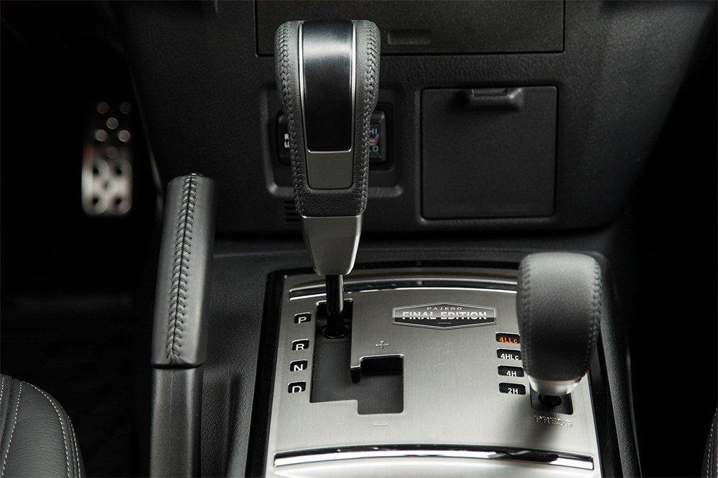 С 1 ноября в России стартуют продажи кроссов Mitsubishi Pajero Final Edition