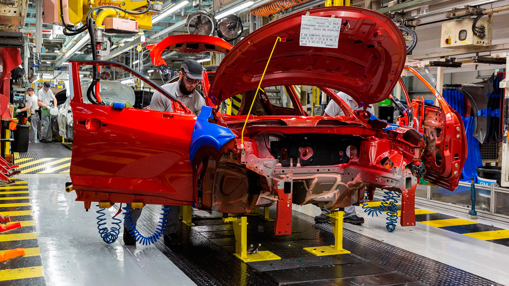 Запущено производство кроссов Nissan Juke нового поколения