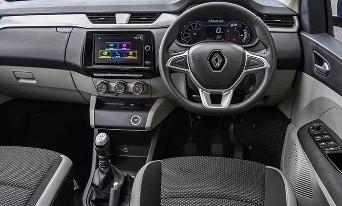 За пределами индийского рынка будет предлагаться внедорожник Renault Triber