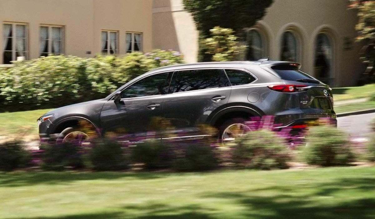 Флагманский кроссовер Mazda CX-9 модернизирован к 2020 году