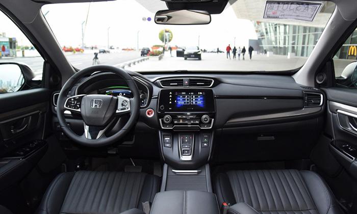 Новый кроссовер марки Honda Breeze выходит на рынок Китая