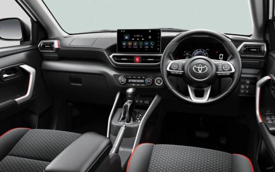 В Японии стартовали продажи нового кроссовера марки Toyota Raize