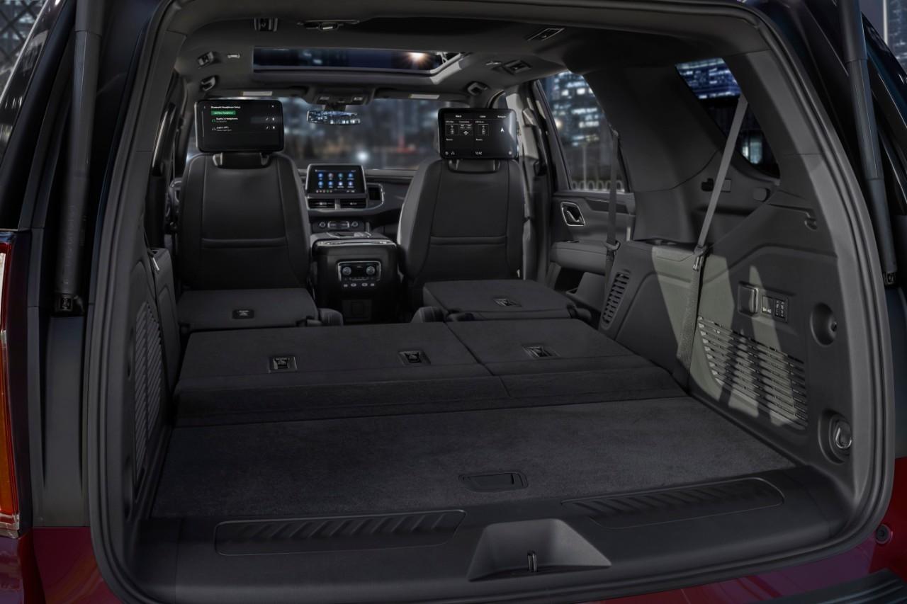 Бренд Chevrolet представил новое поколение внедорожника Tahoe