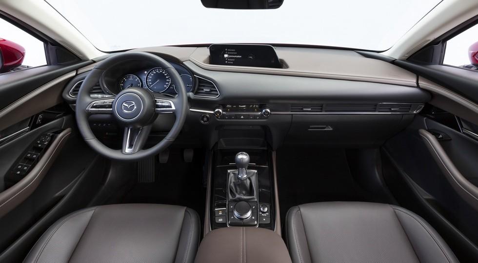 Первые подробности о появлении кроссовера Mazda CX-30 в России