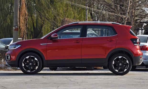 Новый кроссовер Volkswagen Tacqua стартует с продажами в Китае