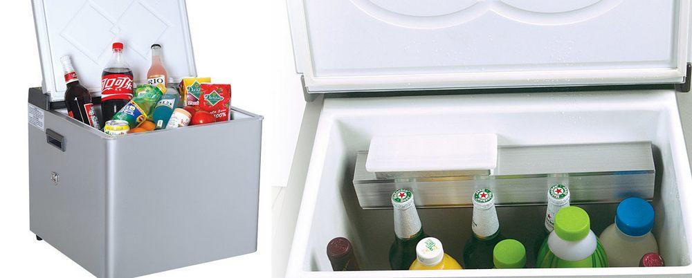 9 лучших автомобильных холодильников