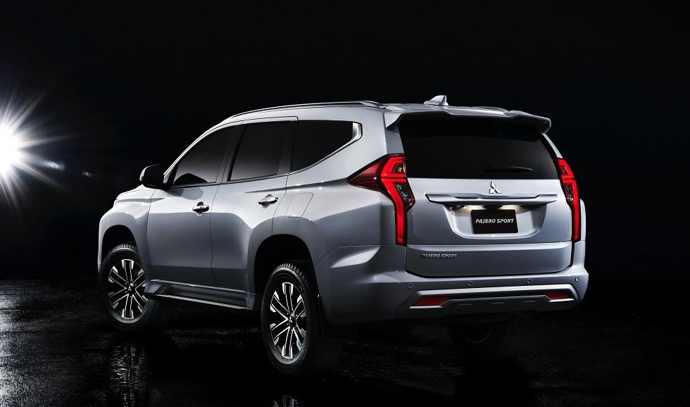 Для российского рынка сертифицирован обновленный кросс Mitsubishi Pajero Sport