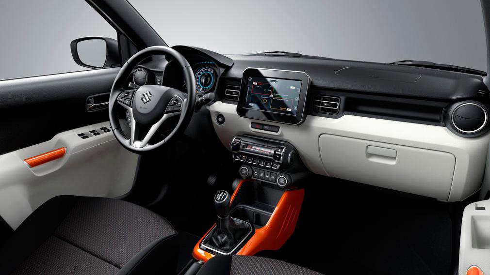 На официальных фото рассекречен обновленный кроссовер Suzuki Ignis