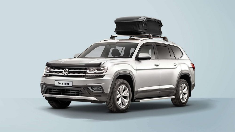 Надежный и просторный Volkswagen Teramont: обзор характеристик и возможностей