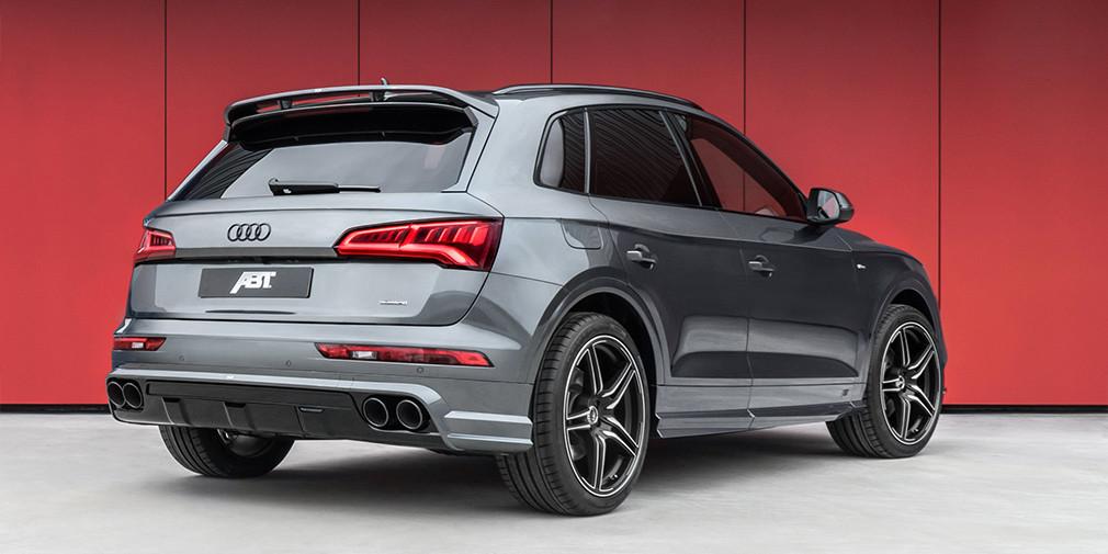 На рынке РФ будет доступен кроссовер Audi Q5 ABT Edition