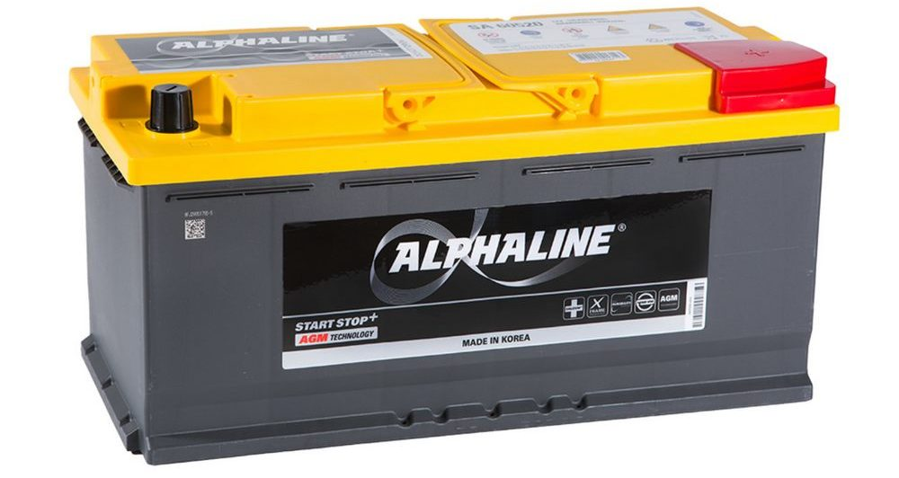 AlphaLine AGM 105 Ач