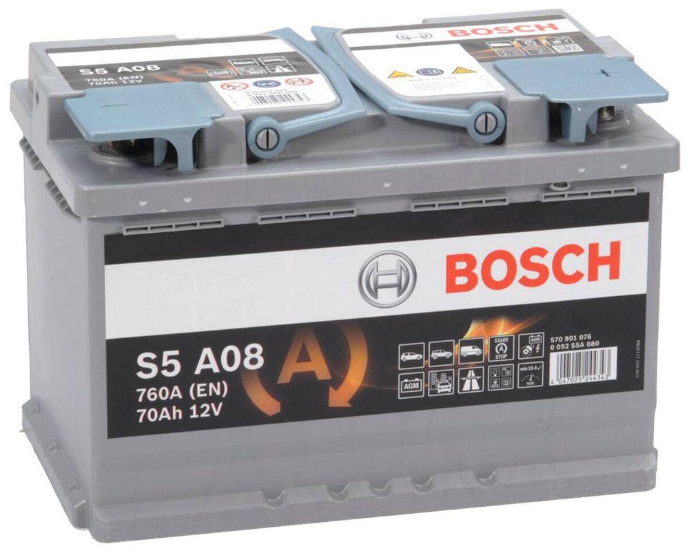 Bosch S5 A08 AGM (0 092 S5A 080)