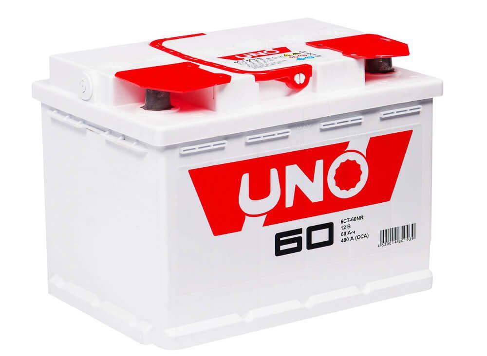 Uno 6CT-60 60Ah 430A