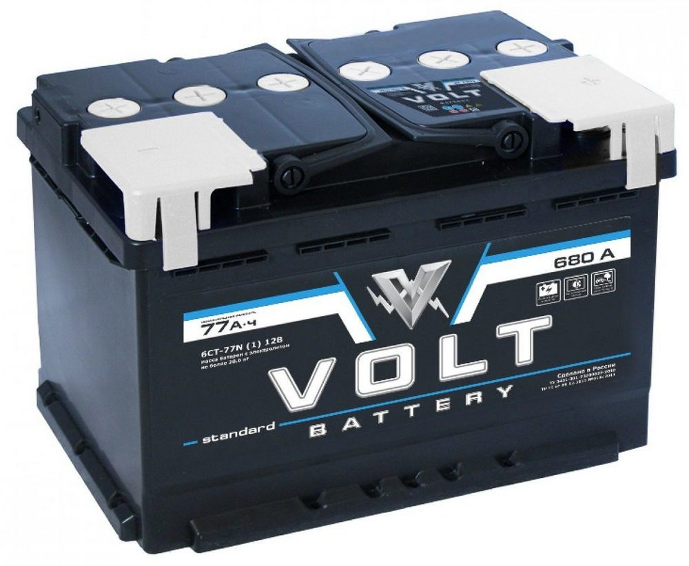 VOLT STANDARD 6CT- 77N