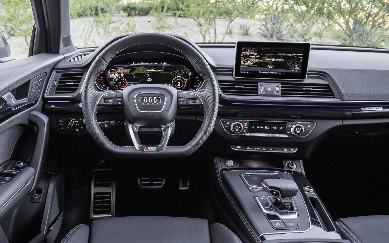 Кроссовер Audi Q5 в модификации 45 TDI quattro россиянам доступен для предзаказа