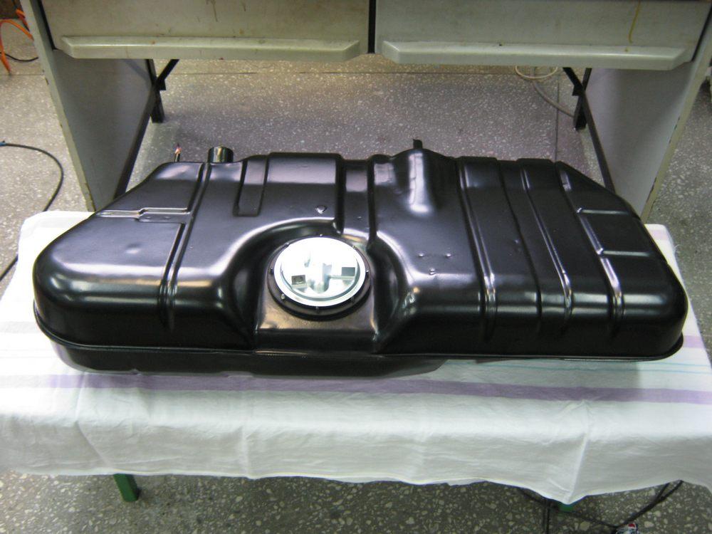 как выглядит топливный бак автомобиля