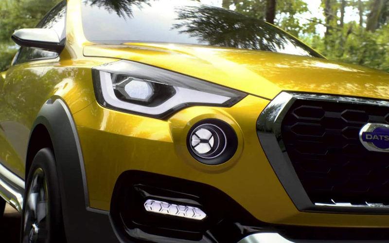 В России появится новый кроссовер Datsun Magnite