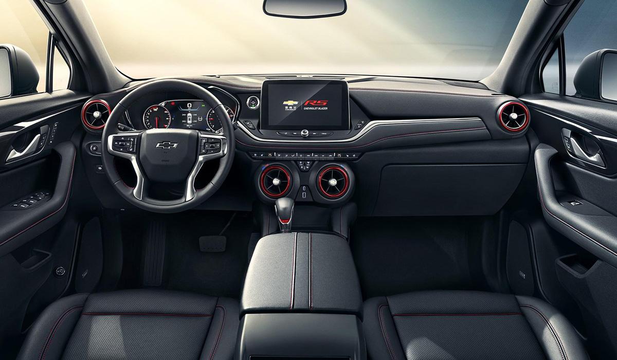 Chevrolet Blazer с 7-ми местным салоном стартует с продажами в Китае