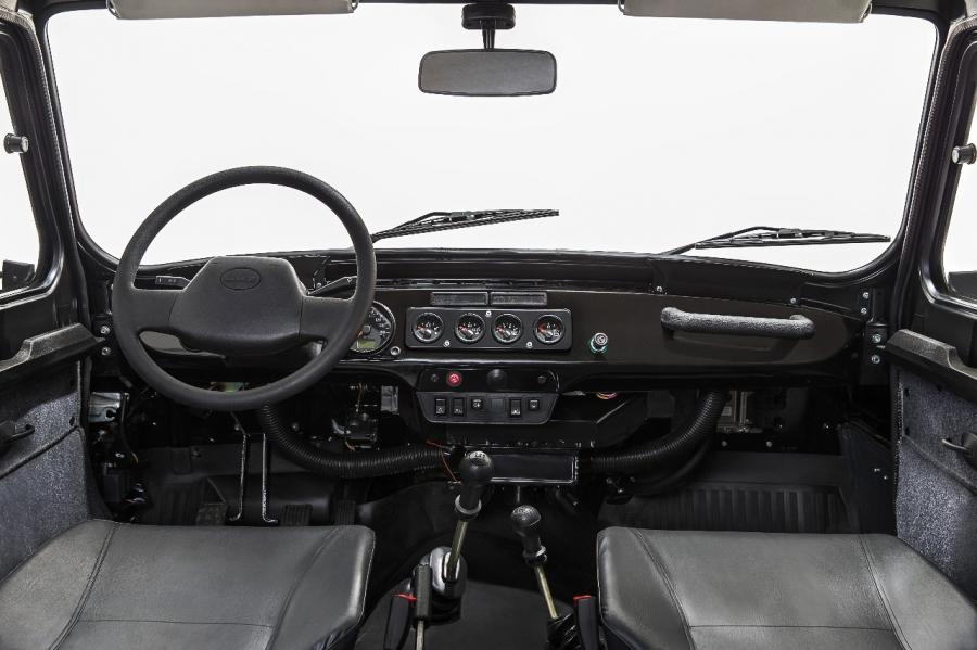 УАЗ выпустил новую комплектацию внедорожника «Хантер»