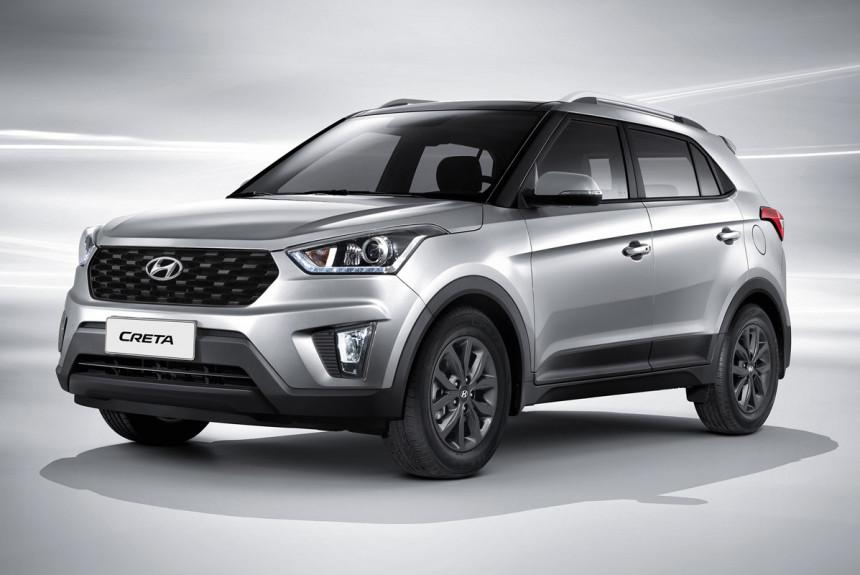 Обновившийся кросс Hyundai Creta скоро появится в России