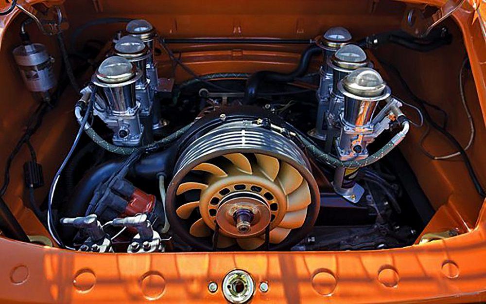 воздушное охлаждение авто