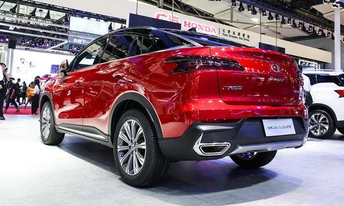 GAC GS4 поколения 2 готовится к старту продаж в Китае