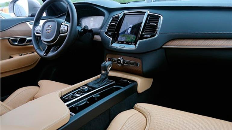 Анонсирован сбор предварительных заявок кроссовер Volvo XC90 образца 2021 года