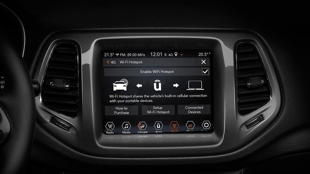 Обновленный Jeep Compass доступен европейцам для предварительного заказа