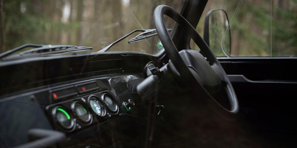 MWM Spartan электрический аналог УАЗ Hunter готовится к выходу на рынок