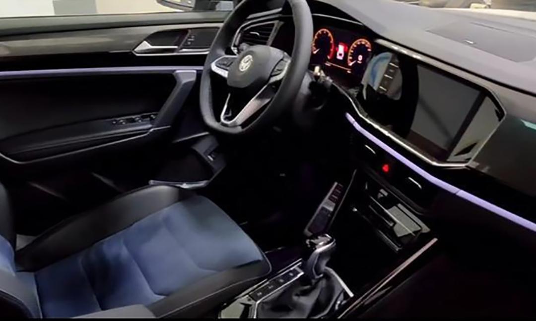 Купеобразный кроссовер Volkswagen Tayron X готовится к выходу на рынок Поднебесной