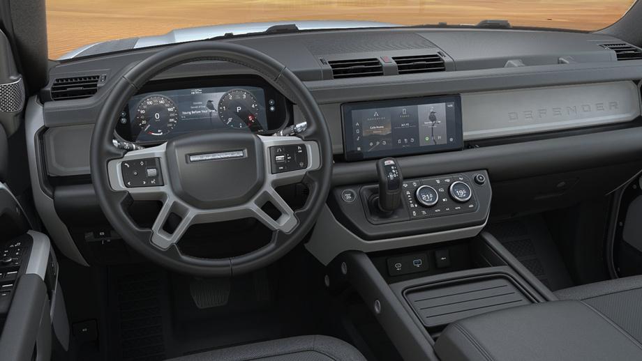 Кроссы Land Rover Defender пилотной партии россияне могут заказывать