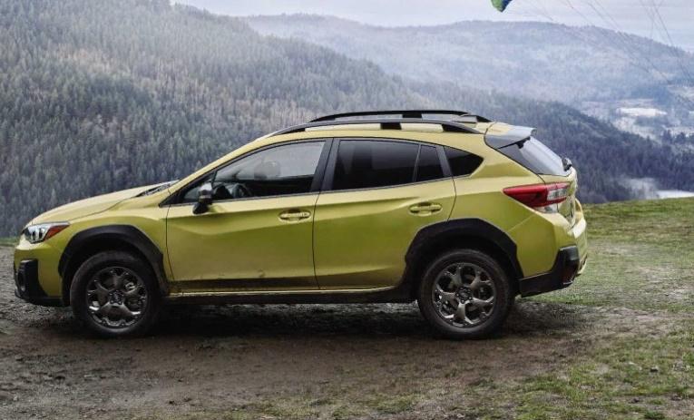 Представлен модернизированный кроссовер Subaru Crosstrek