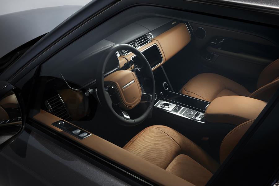 Анонсирован выпуск юбилейной серии кроссов Range Rover Fifty
