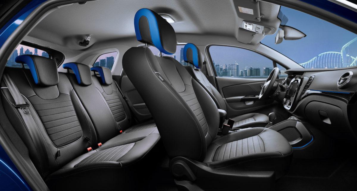 В России начат прием заявок и объявлен прайс-лист на Renault Kaptur