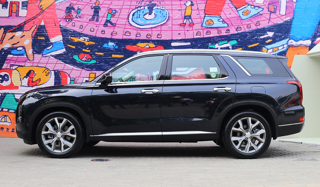 Стали известны сроки появления Hyundai Palisade в России