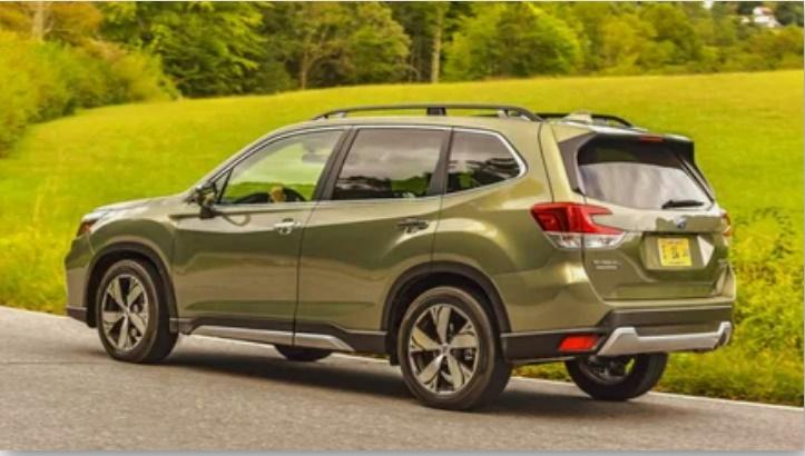 Subaru официально анонсировала обновленный Forester 2021 модельного года