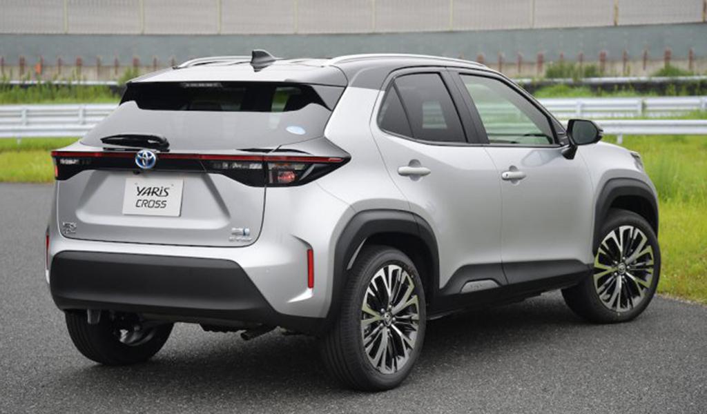 Объявлена дата старта продаж кроссовера Toyota Yaris Cross